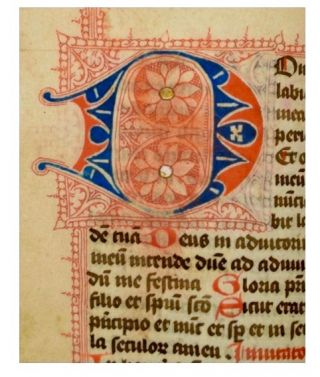 Image 4 of 11 for [Book of hours [manuscript] : use of Sarum]